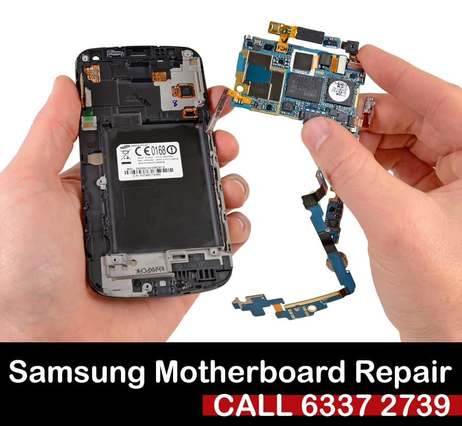 SAMSUNG MOTHERBOARD REPAIR | PHONE REPAIR SINGAPORE