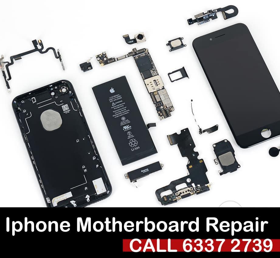 IPHONE MOTHERBOARD REPAIR | PHONE REPAIR SINGAPORE