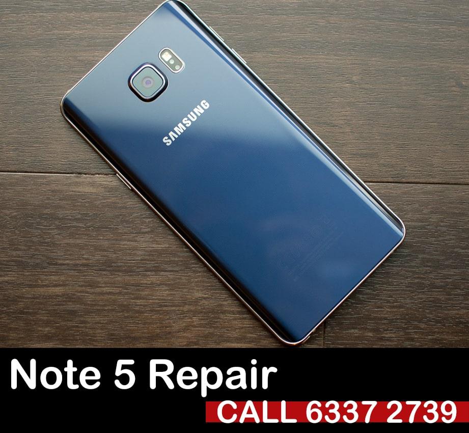SAMSUNG NOTE 5 REPAIR SINGAPORE | PHONE REPAIR SINGAPORE