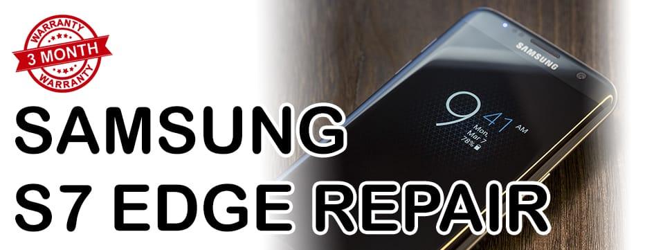 cracked screen repair cost samsung galaxy s7 edge