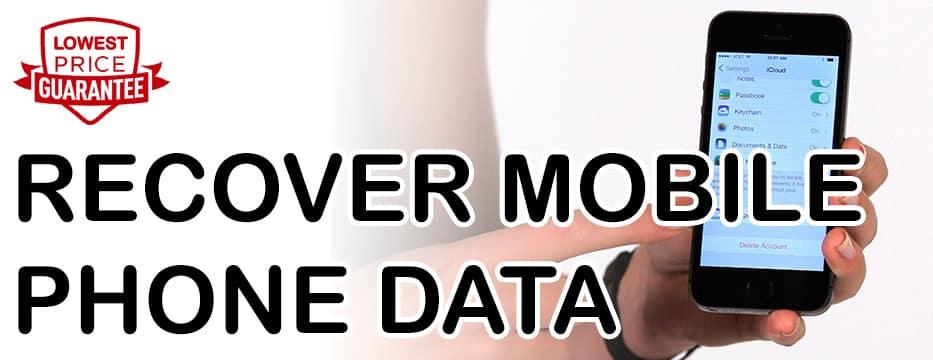 RECOVER MOBILE PHONE DATA | PHONE REPAIR SINGAPORE