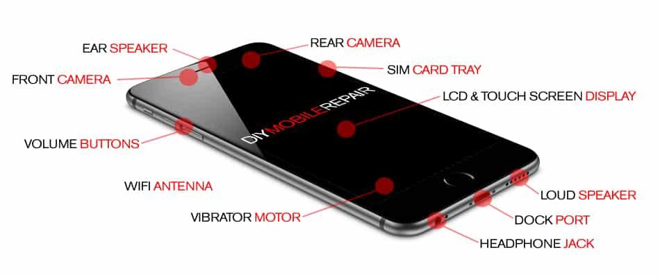 HOW TO DIY PHONE REPAIR | PHONE REPAIR SINGAPORE